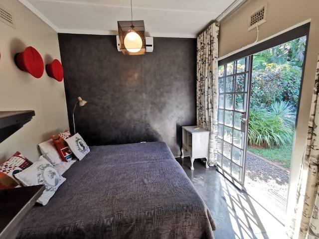 Third exterior en-suite twin bedroom