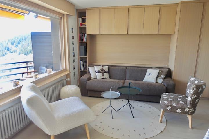 Golf/Indoor pool/3-bedroom/Top View
