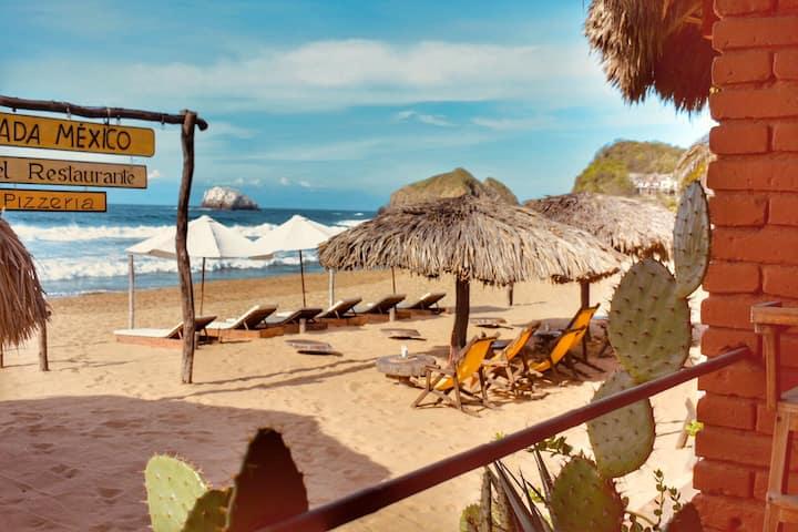 Posada México-Bungalow