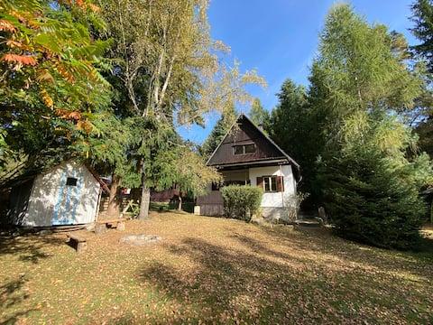rodinný dom na českom vidieku