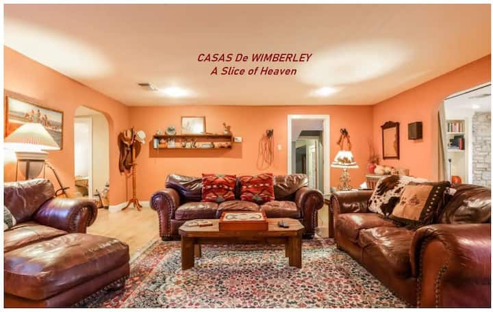 Casa Grande - A Classy Country Home