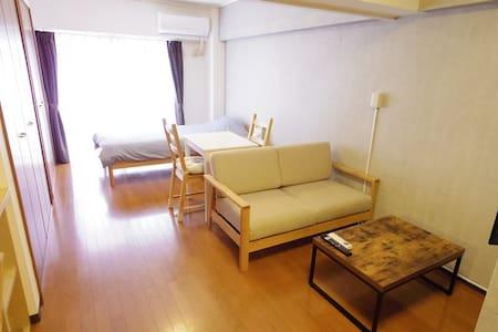 Heart of Shinjuku/30㎡/Free Pocket Wifi/Comfy Room!