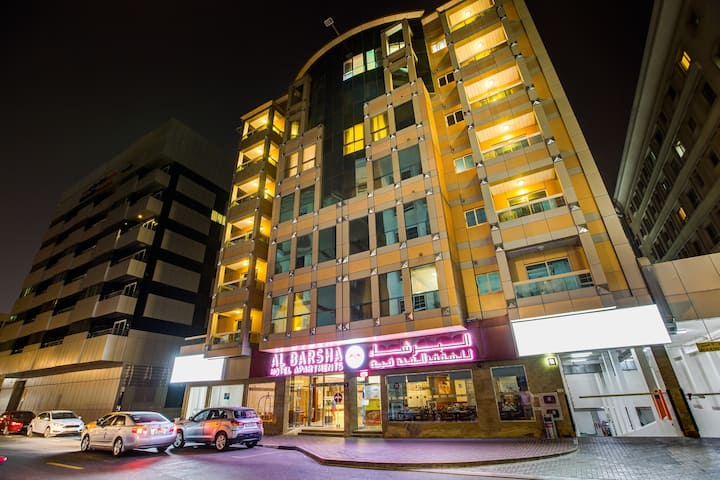 Deluxe Two Bedroom Apartments - AB
