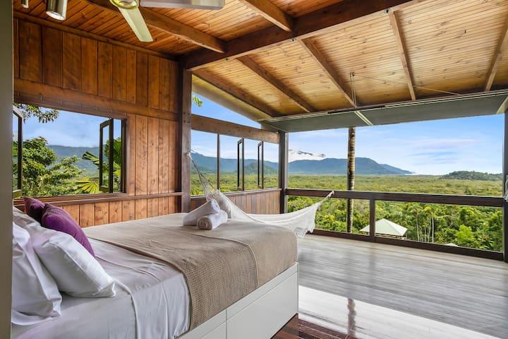 Studio Bed View