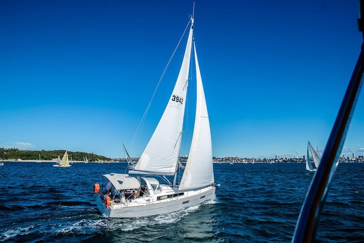 Private Sailing Tour and Yacht Stay Sydney Harbour