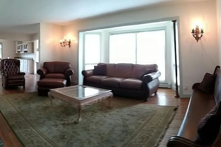 First floor common area / living room.