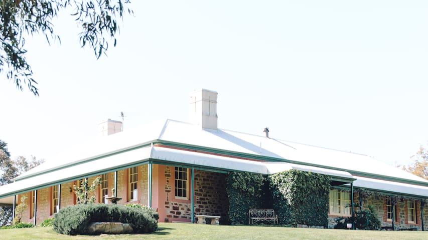 White Hill Homestead
