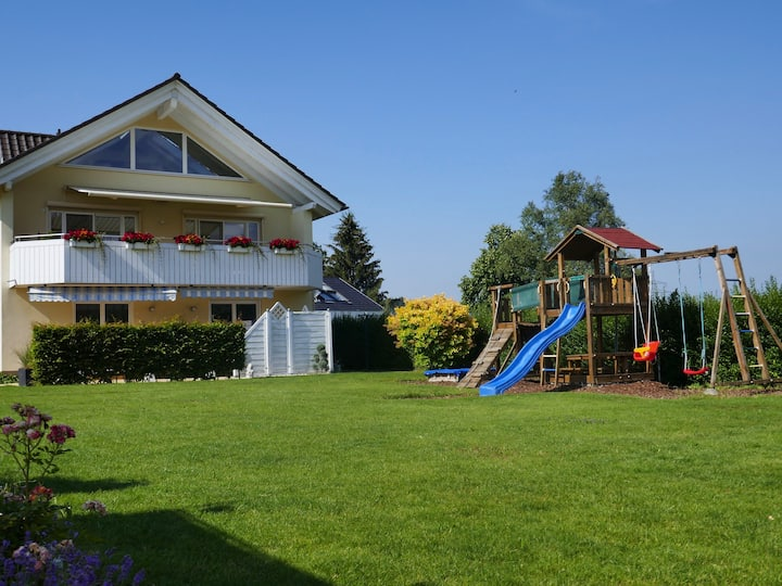 A home between Bodensee and Allgau