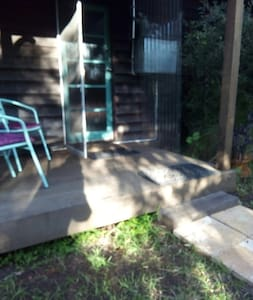 your front door step