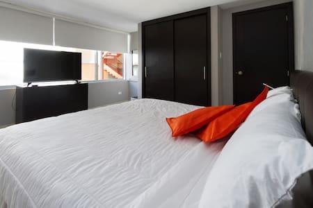 Luxury modern apartment near Quicentro