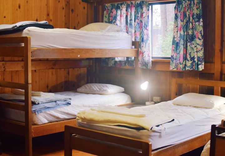 Room #13 (Female Dormitory) | Holoholo Inn