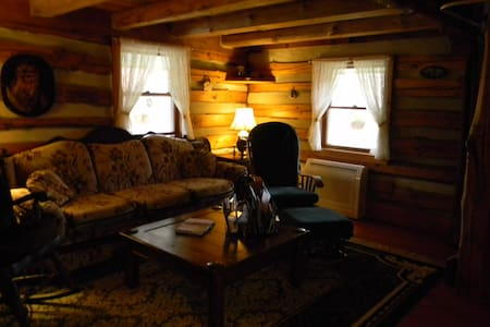 rustic cottage on private 100 acres