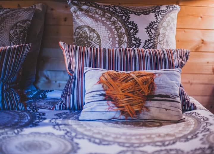 Bed and breakfast Selva at Villa Corterra