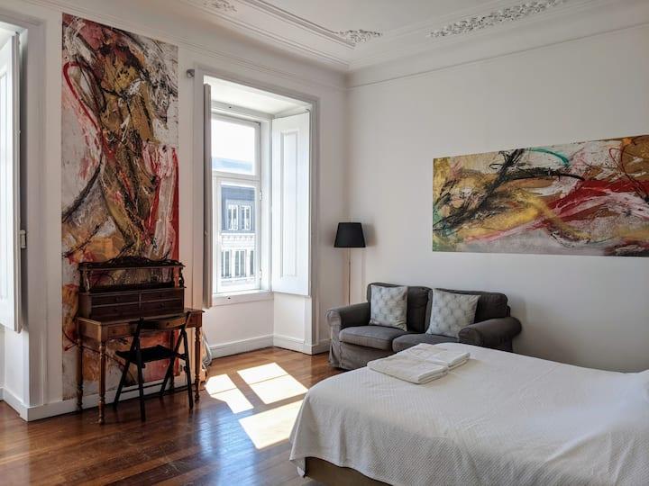 Lost Lisbon :: Cais House / Double Room