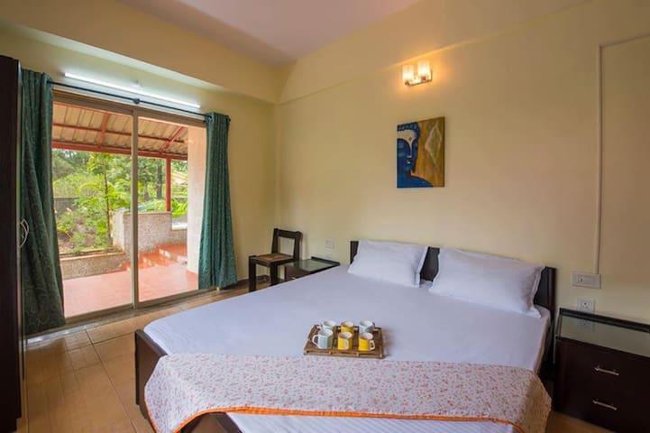 Bedroom 4, GF