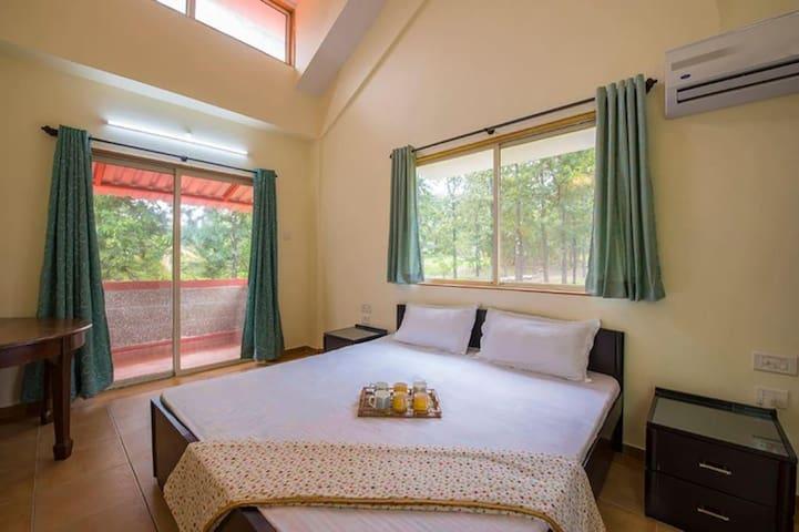 Bedroom 1, FF