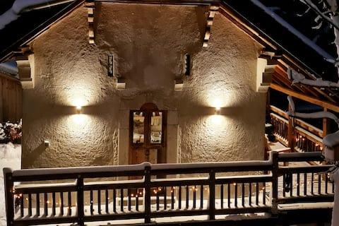 Exceptional retreat, sensational views, nr Morzine