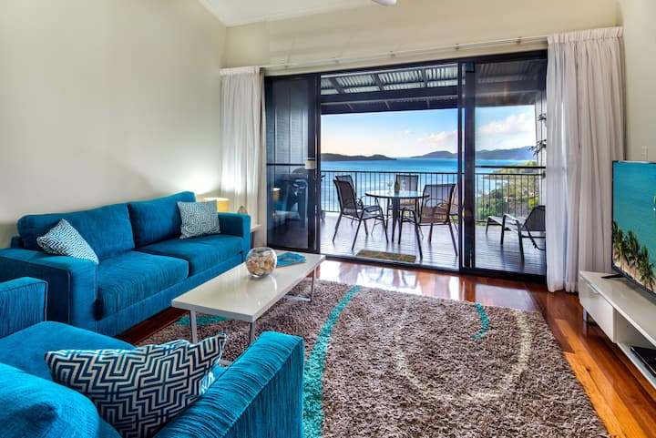 3 The Panorama - Modern Ocean View + Buggy