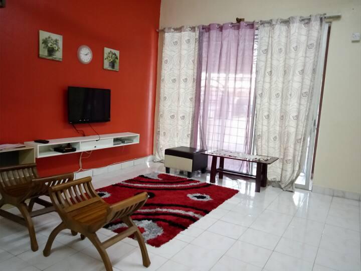 Homestay, Section 8, Bandar Baru Bangi, Selangor