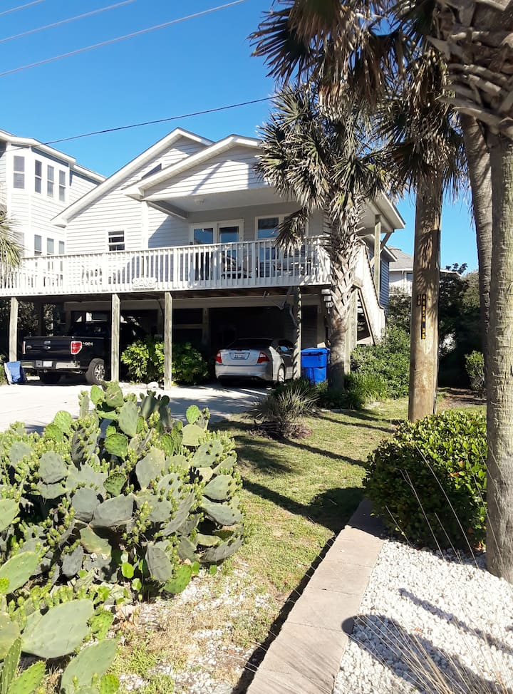Topsail Island Beach Cottage