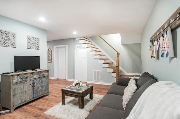 Charming East Nashville Apartment