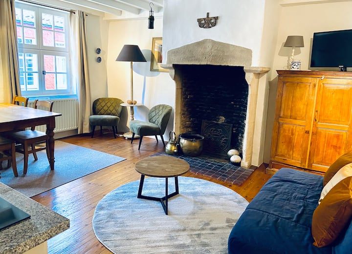 Cosy 17th cent house/ deal: 2nights+1 for free/4+2