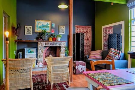Carpe Diem Apartment. Friendly cosy designer flat.