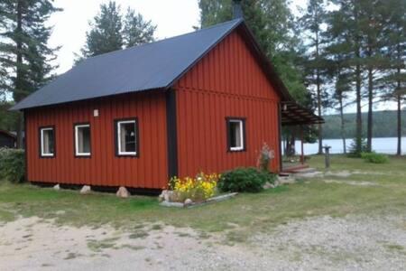 Strandhus i Hälsingland/Härjedalen