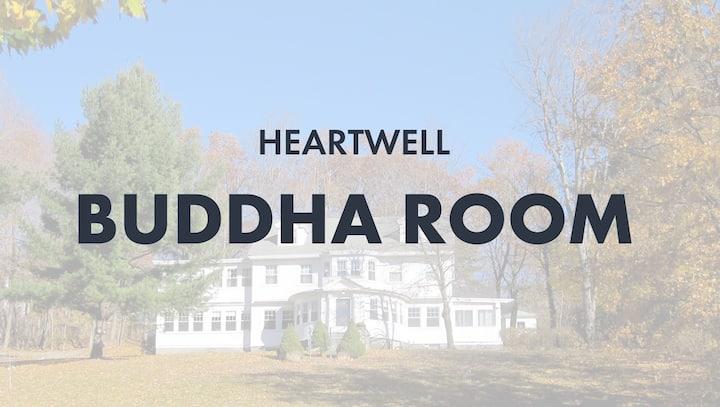 HeartWell House Buddha Room