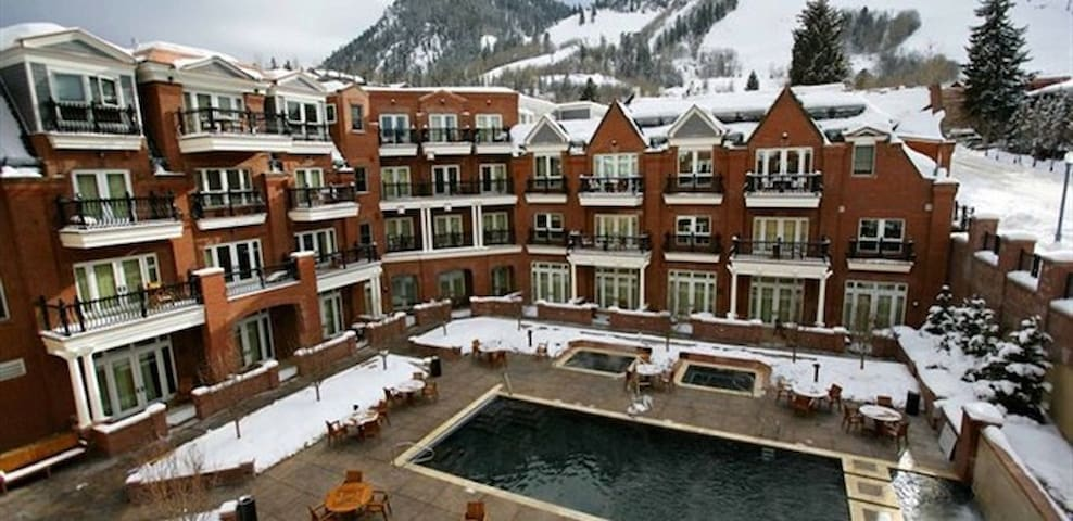 Aspen Grand Hyatt - Luxury 1bed Apartment