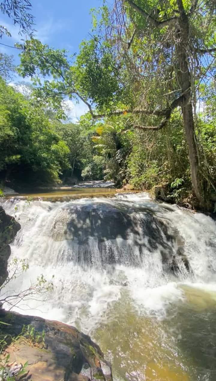 Cachoeiras na Mantiqueira