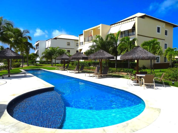 Apartment in Praia Do Forte