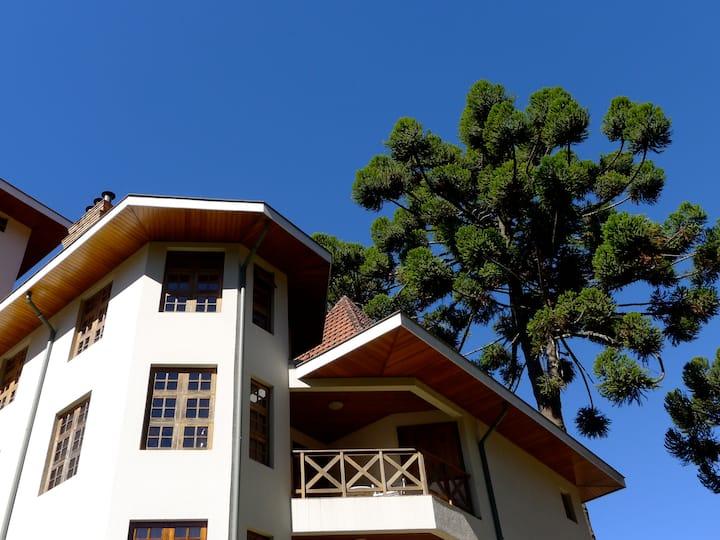 Amazing Apartment in Campos do Jordao!