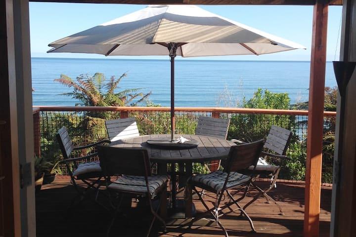 Tairawhiti@Fox River, ocean views, cosy, private