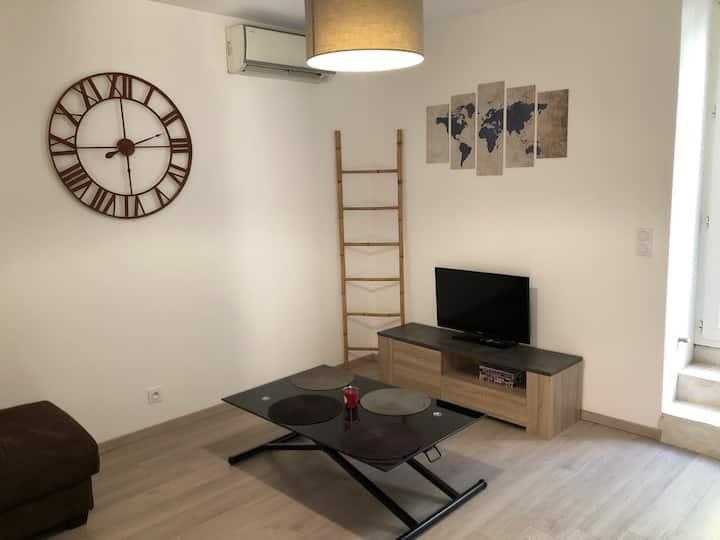 Agréable petit appartement