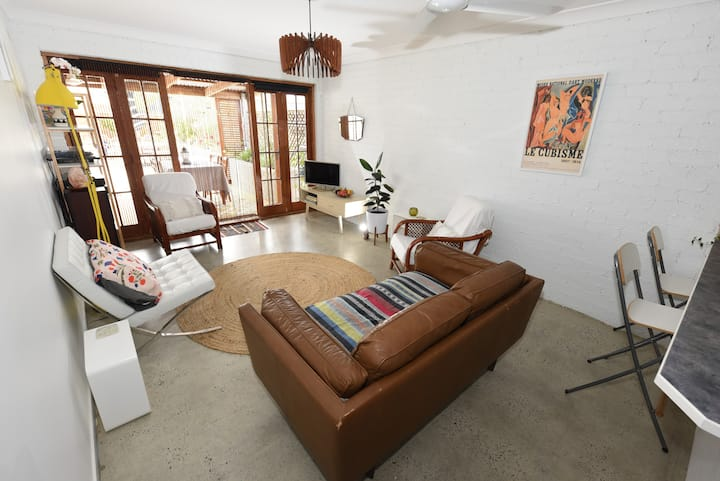 Mullumbimby Apartment Right in town