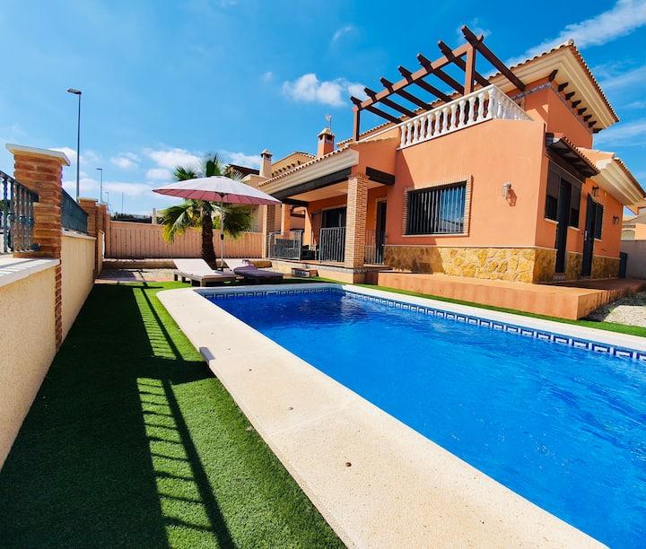 3 Bed Villa in Costa Blanca near Lo Romero Golf