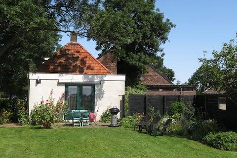 Kuća za odmor 'Vakantiehuis Buren' iza farme