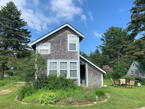 Salt Water Organic Farm Cottage