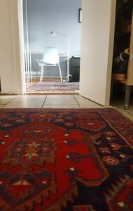 Corridor to guestroom