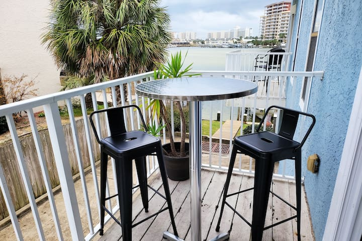 ❤Gated Beach Access☀Harbor view🏖 2 Scooters incl.