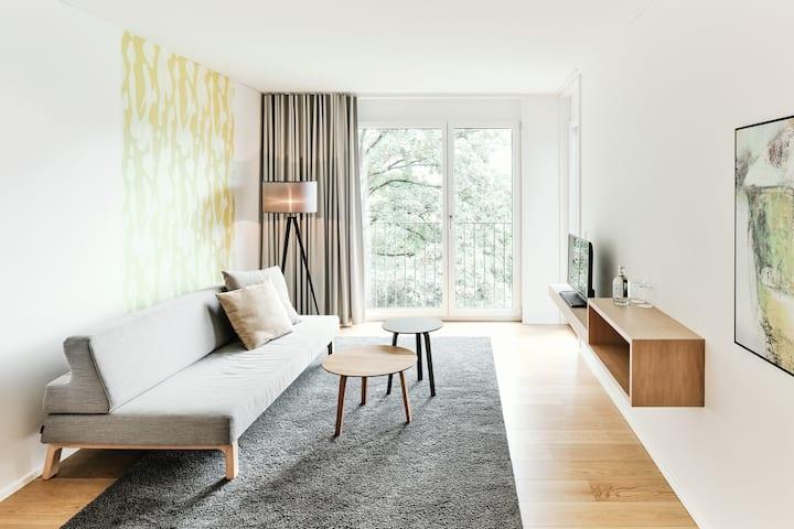 2-Zimmer-Appartement mit Balkon