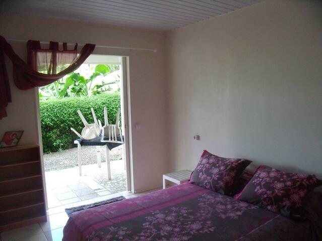 Bed&Breakfast in Nuku Hiva  Taiohae