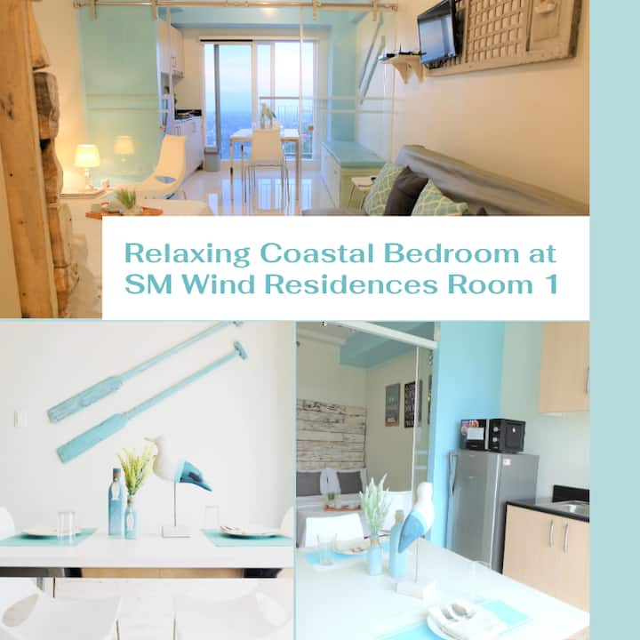 Relaxing Coastal BR (WiFi+Netflix+UV+Air Filter) 1