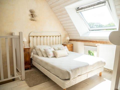 Petite maison bretonne de caractère