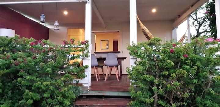 La Créole , maison accueillante dans la nature