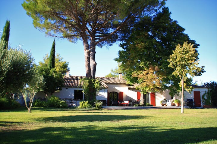 Family house in Aix en Provence