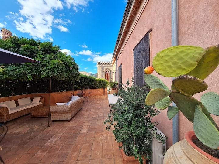 Charming Sicilian Villa|LE-Taormina