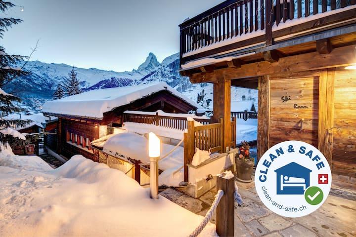Chalet A la Casa in Zermatt
