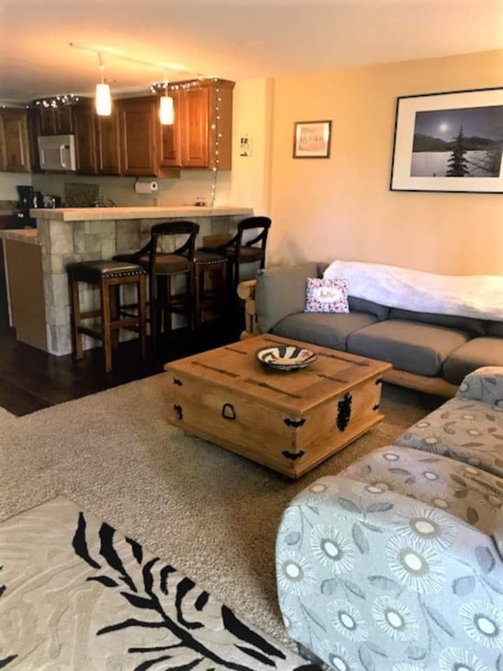2 bed private apt, stunning views,  Breckenridge